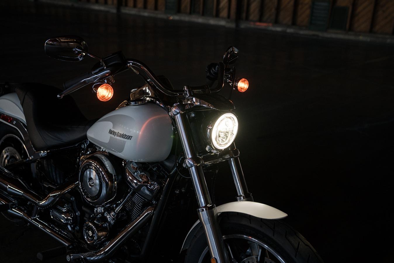 Harley-Davidson Ravenna LOW RIDER 2018