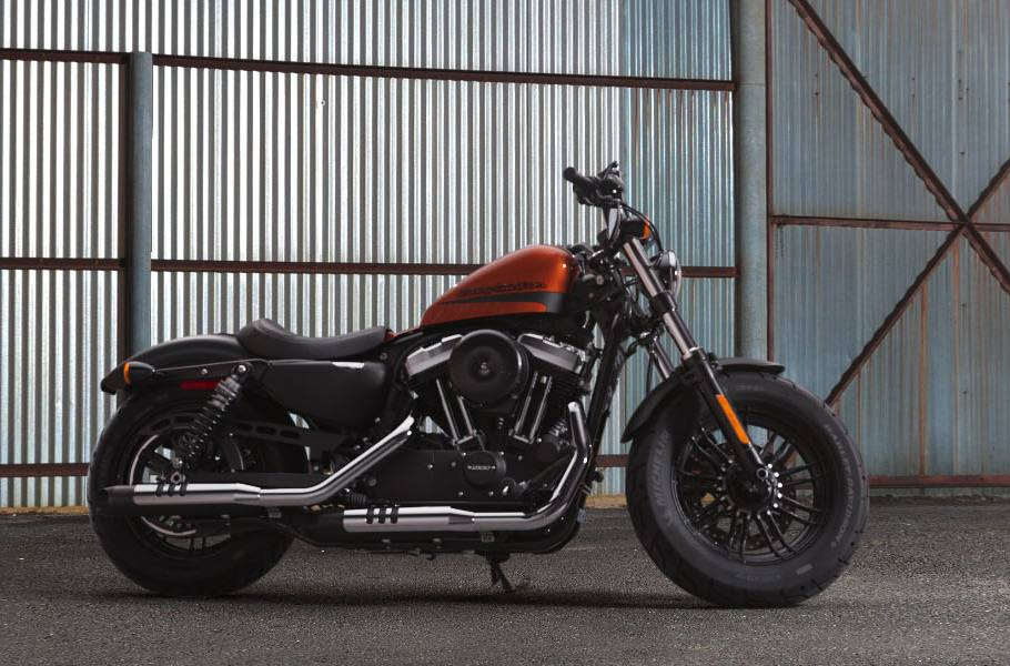 harley-davidson ravenna - FORTY-EIGHT MY 2019