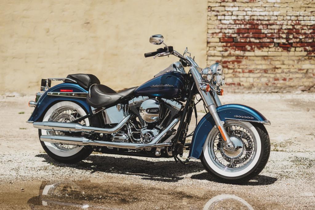 Harley-Davidson Ravenna SOFTAIL DELUXE 2017 SPECIAL PROMO