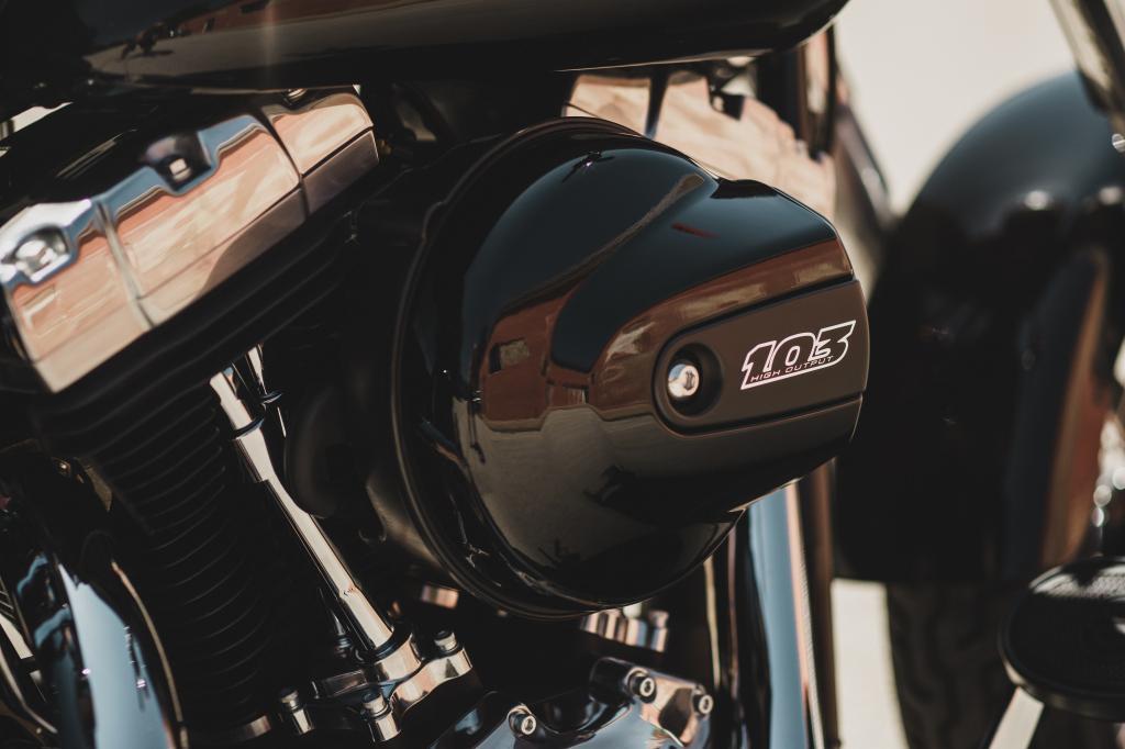 Harley-Davidson Ravenna SOFTAIL SLIM