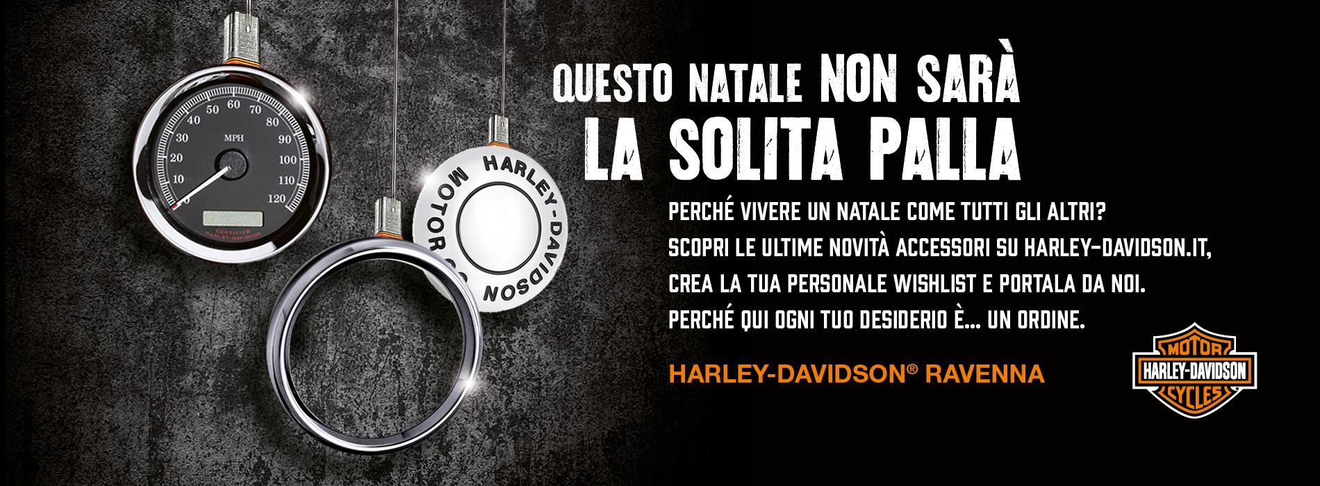 harley-davidson ravenna