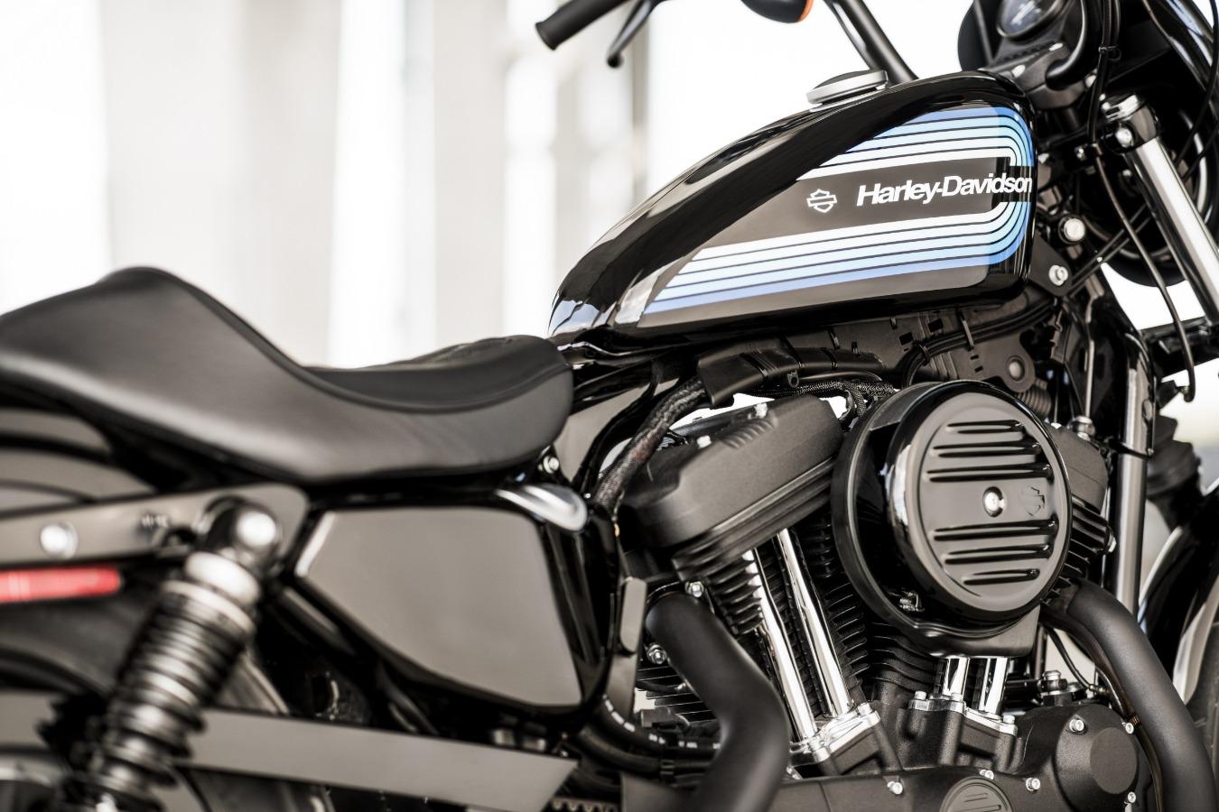 Harley-Davidson Ravenna IRON 1200