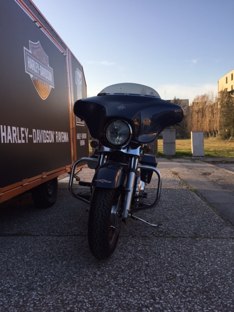 Harley-Davidson Ravenna STREET GLIDE