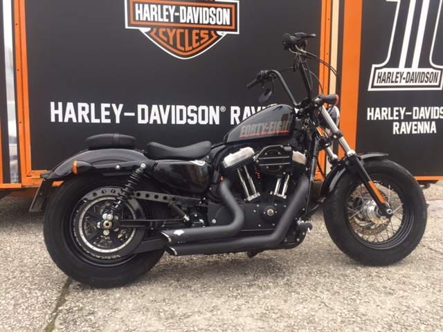 harley-davidson ravenna - 1200 FORTY-EIGHT