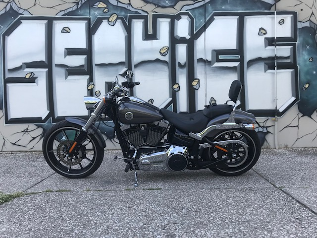 Harley-Davidson Ravenna BREAKOUT