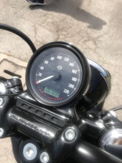 Harley-Davidson Ravenna FORTY-EIGHT