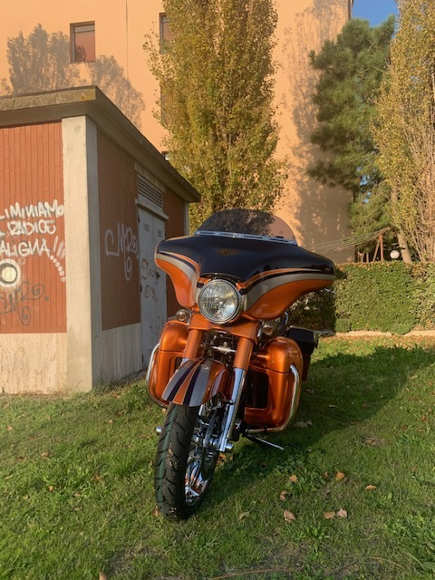 Harley-Davidson Ravenna CVO STREET GLIDE
