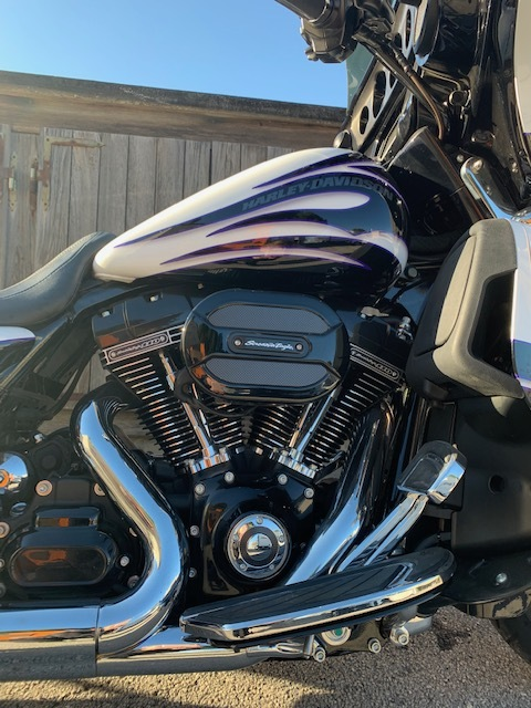 Harley-Davidson Ravenna CVO STREET GLIDE 110