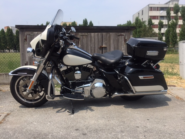 Harley-Davidson Ravenna ELECTRA POLICE