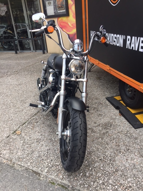 Harley-Davidson Ravenna 1200 CUSTOM CB 2017 SPECIAL PROMO