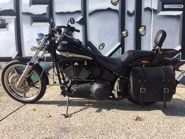 Harley-Davidson Ravenna NIGHT TRAIN 100TH ANNIVERSARY