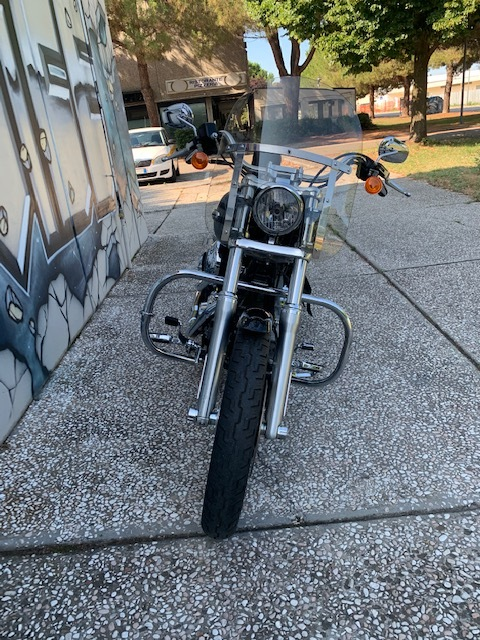 Harley-Davidson Ravenna DYNA SUPER GLIDE