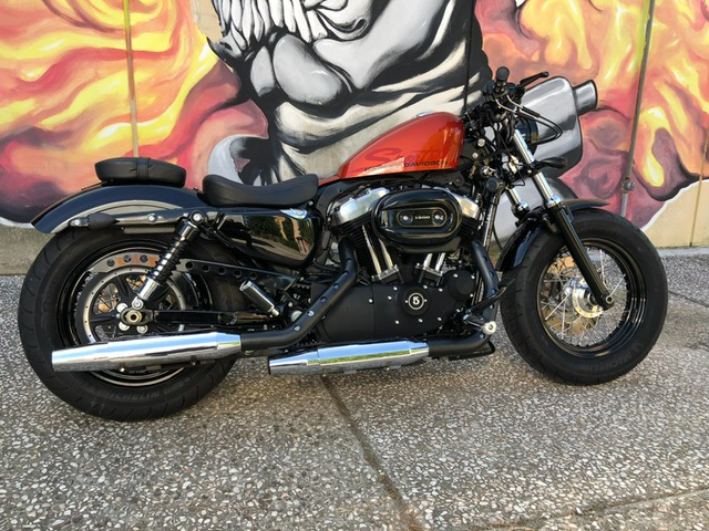 harley-davidson ravenna - FORTY-EIGHT 1200