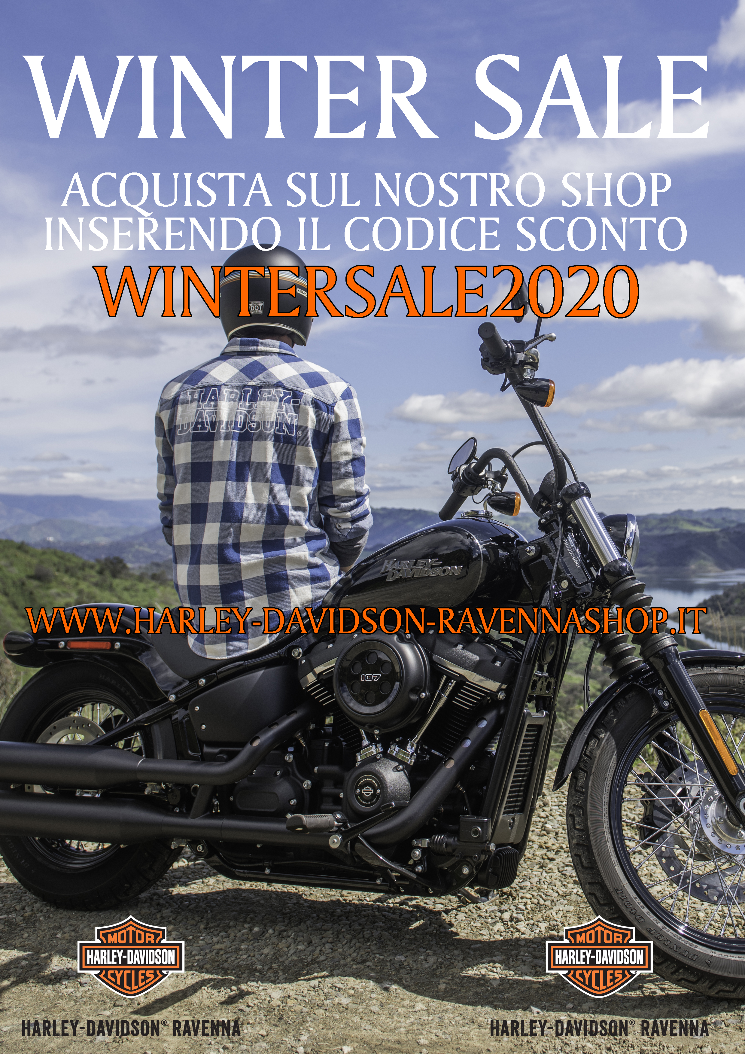 harley-davidson ravenna blog WINTER SALE YESSSSS