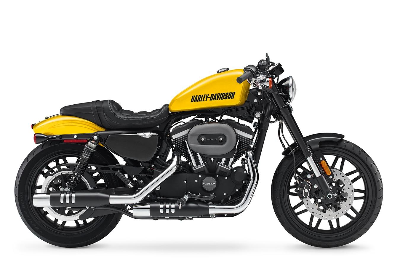Harley-Davidson Ravenna 1200 ROADSTER 2018 SPECIAL PROMO MOTO DEMO