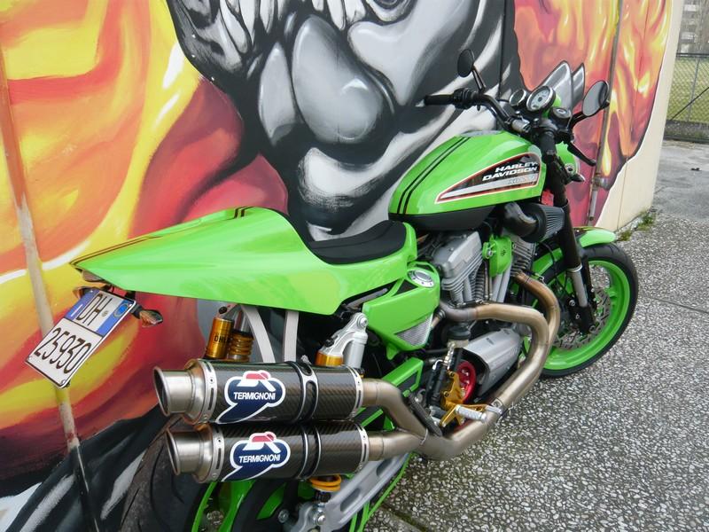 Harley-Davidson Ravenna SPECIAL XR 1200 CUSTOM