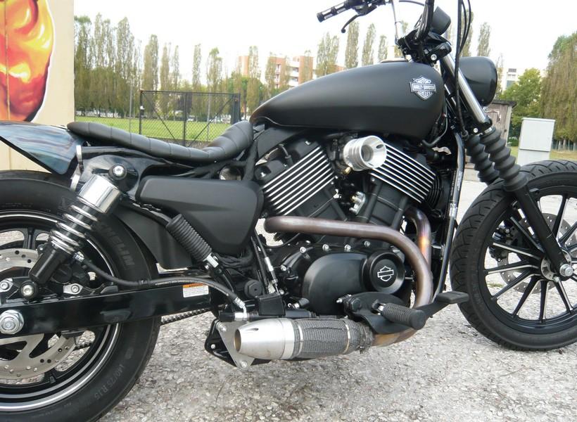 Harley-Davidson Ravenna STREET 750 CUSTOM
