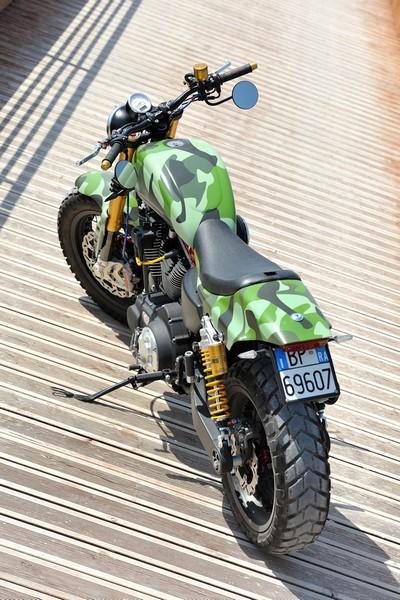 Harley-Davidson Ravenna SPECIAL XL 1200 R CUSTOM
