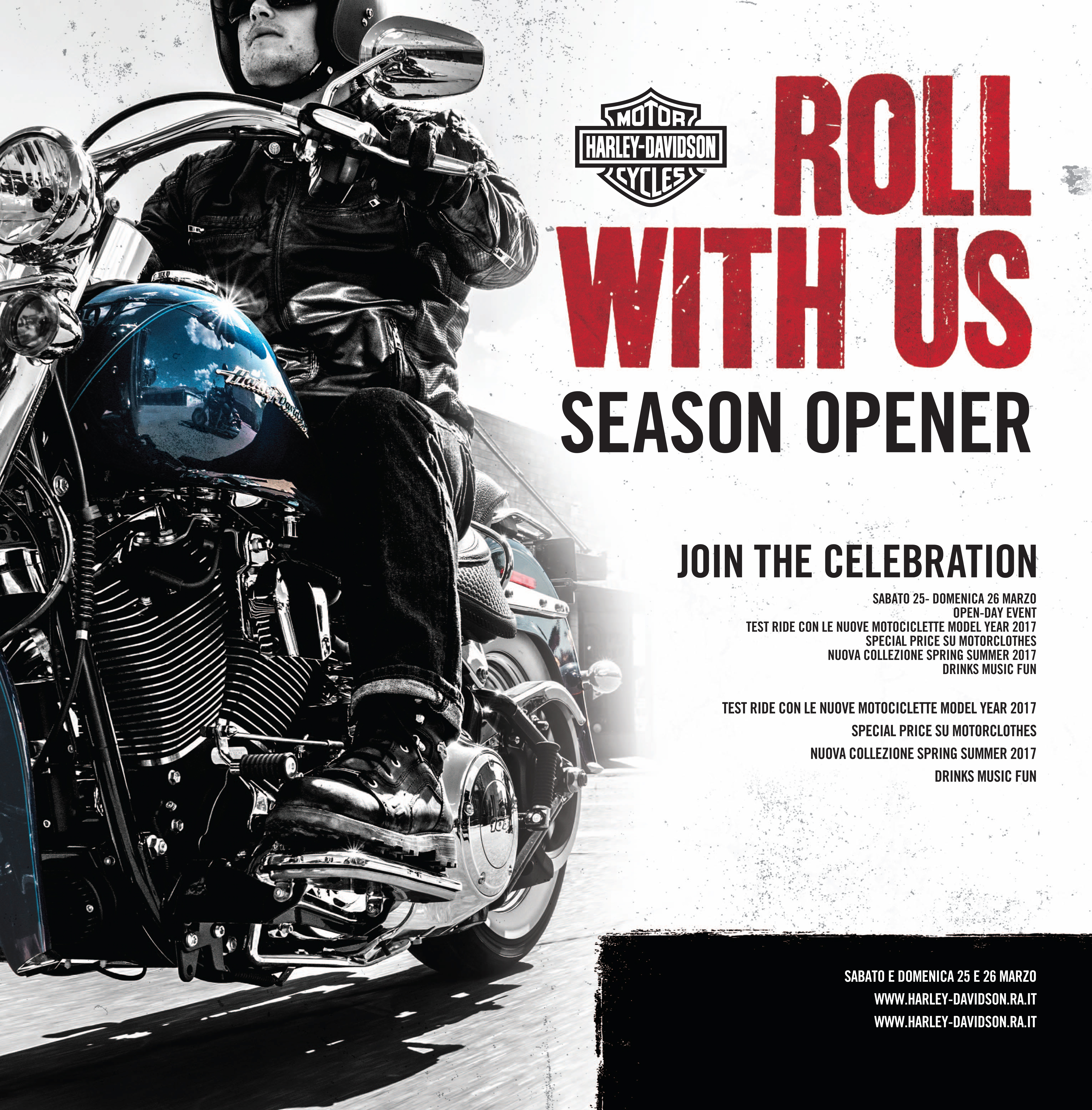 harley-davidson ravenna blog FREE TEST RIDE ALL THE DAY!