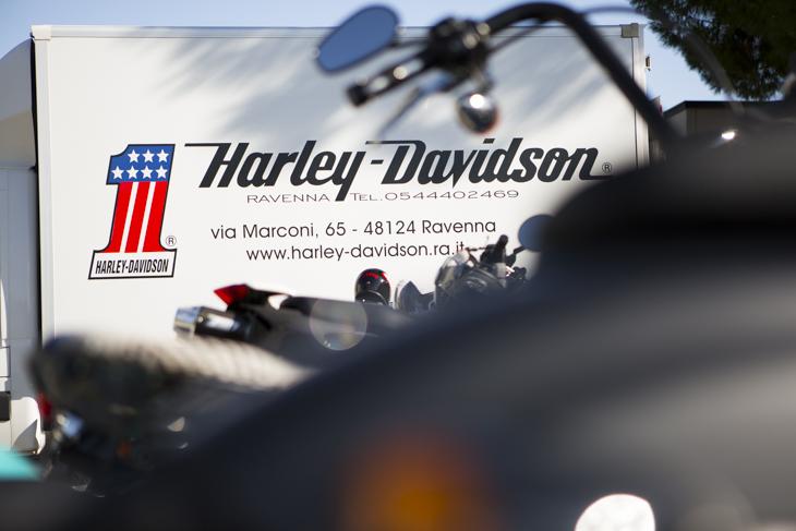 Harley-Davidson Ravenna Consegna e Ritiro