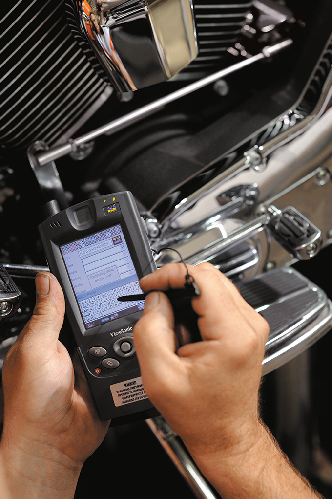 Harley-Davidson Ravenna Lavaggio e Lucidatura