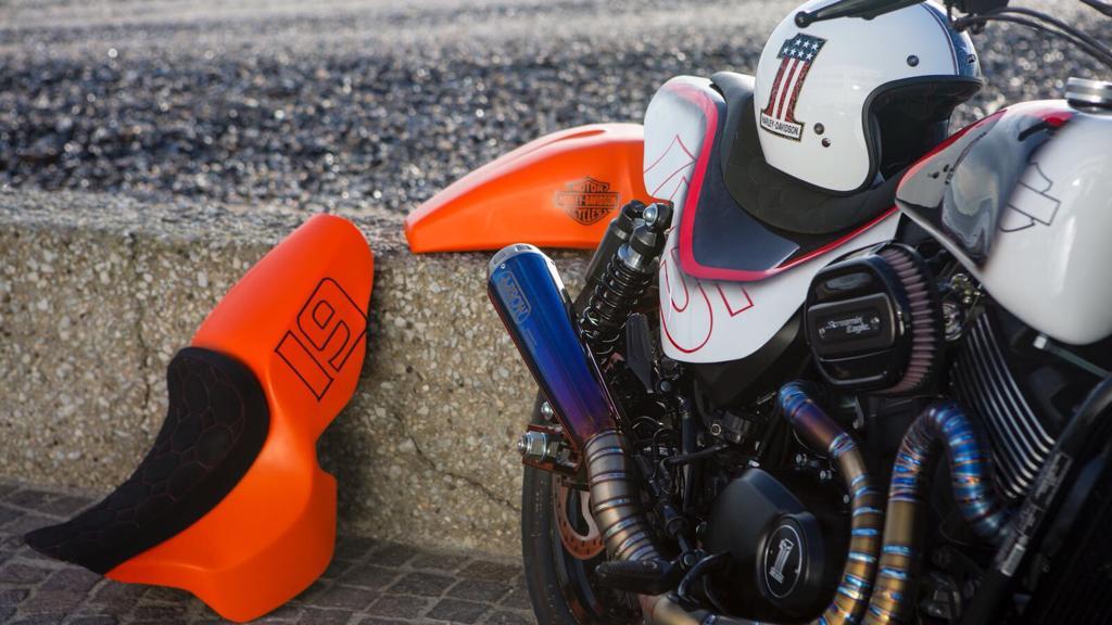 Harley-Davidson Ravenna Carrozzerie speciali